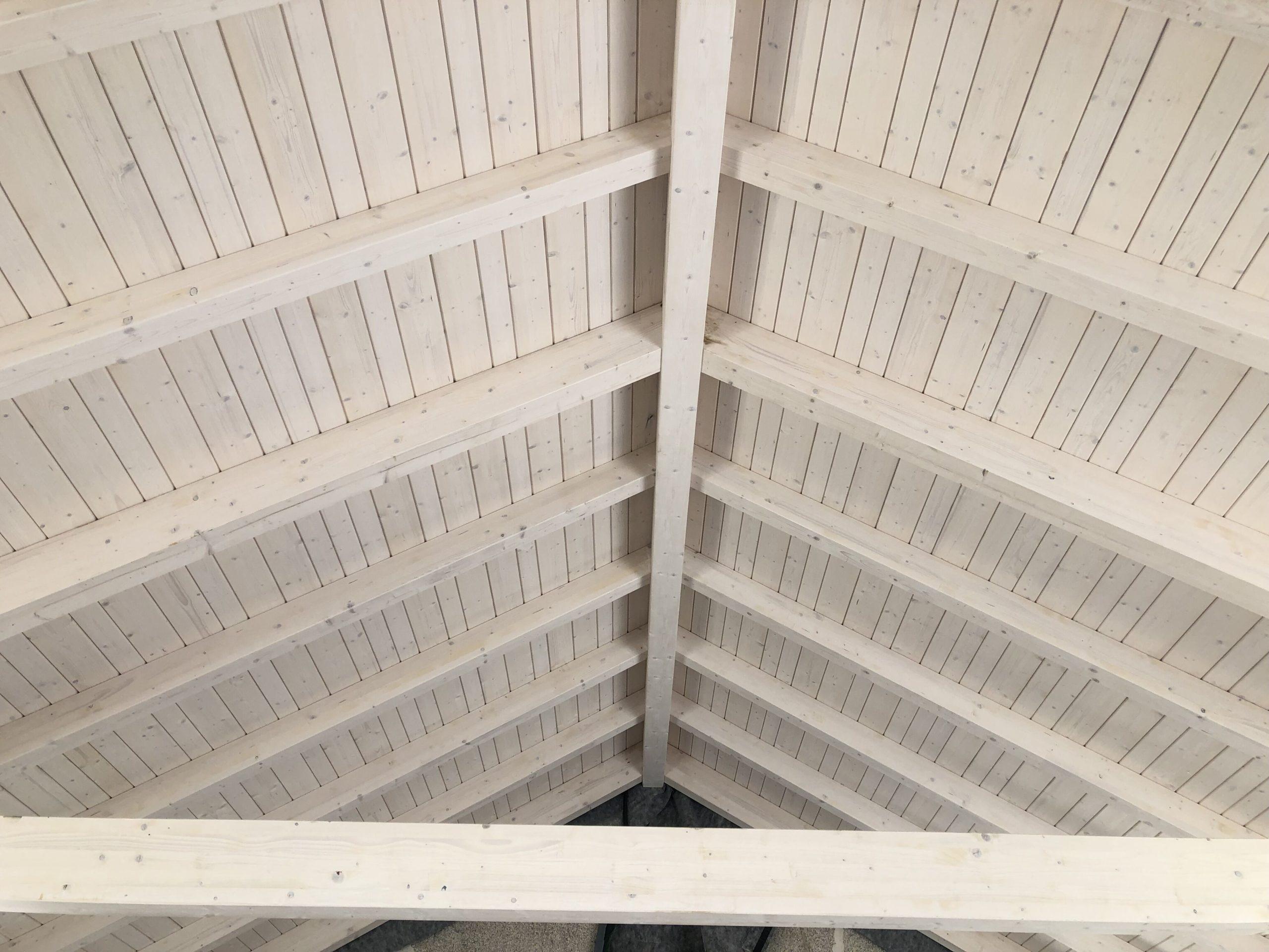 interior cubierta