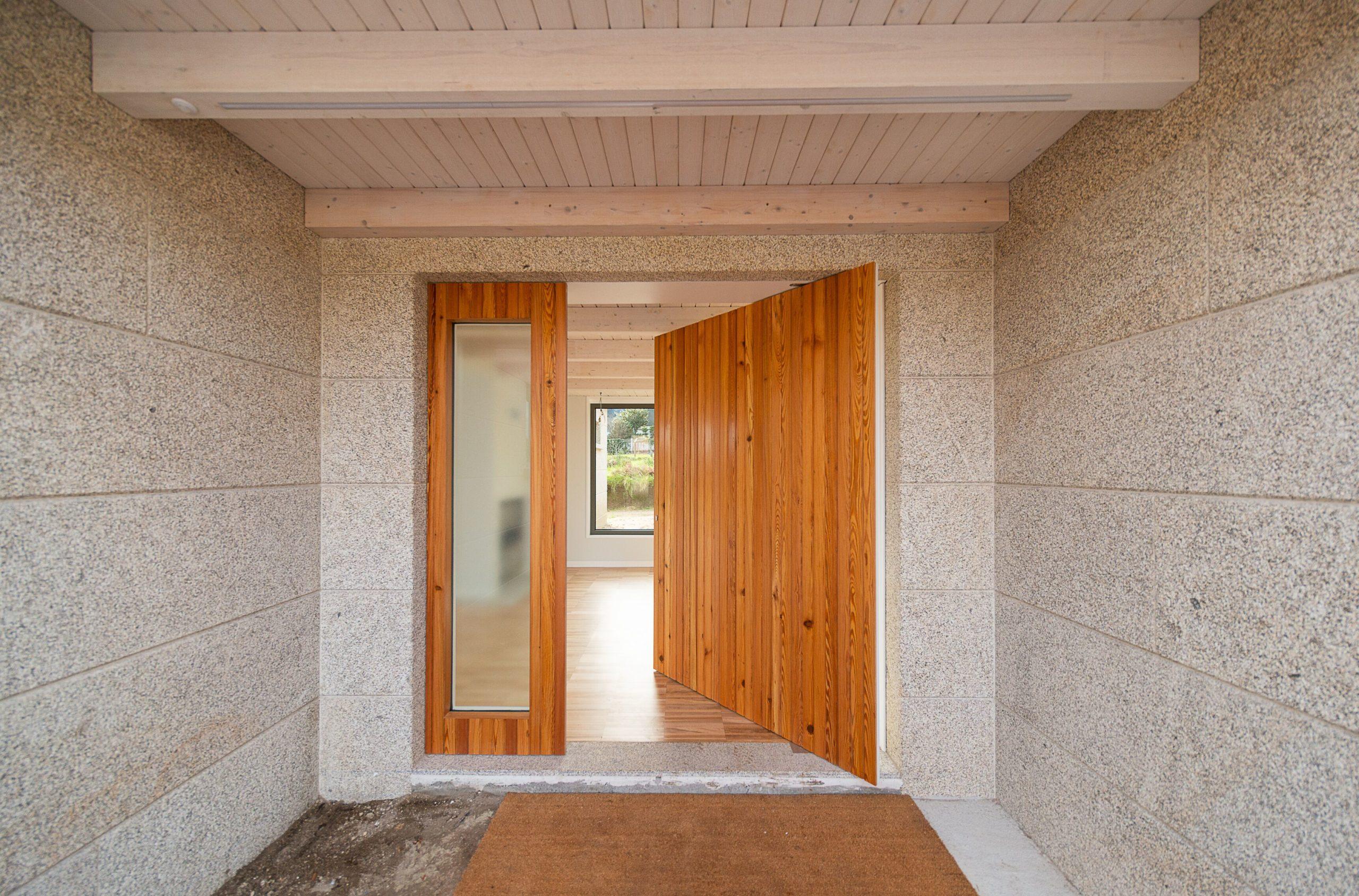 puerta entradaR